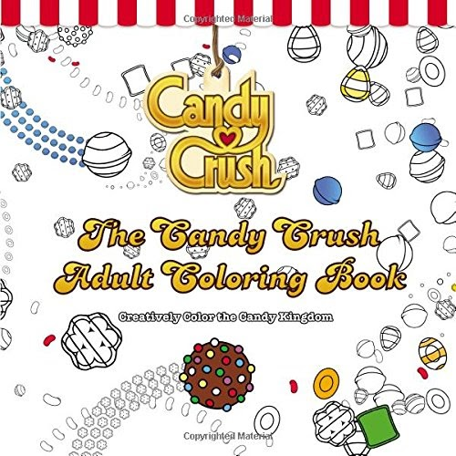 Download Now: The Candy Crush Adult Coloring Book ...