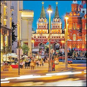 Москва становится комфортнее