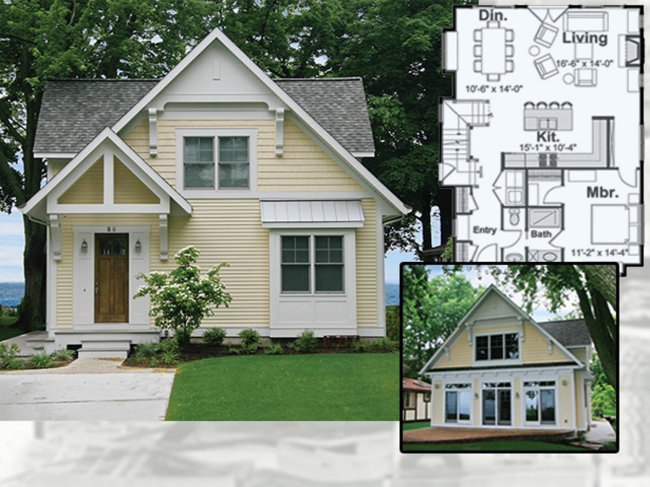 Small Victorian Cottage Floor Plans Small Victorian House ...
