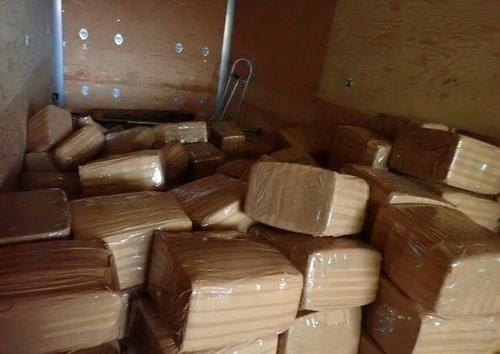 La friolera de 2.8 toneladas de metanfetamina y fentanilo incautada en California