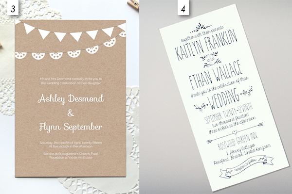 Wedding Invitation Editable Template Free - Wedding Invitations