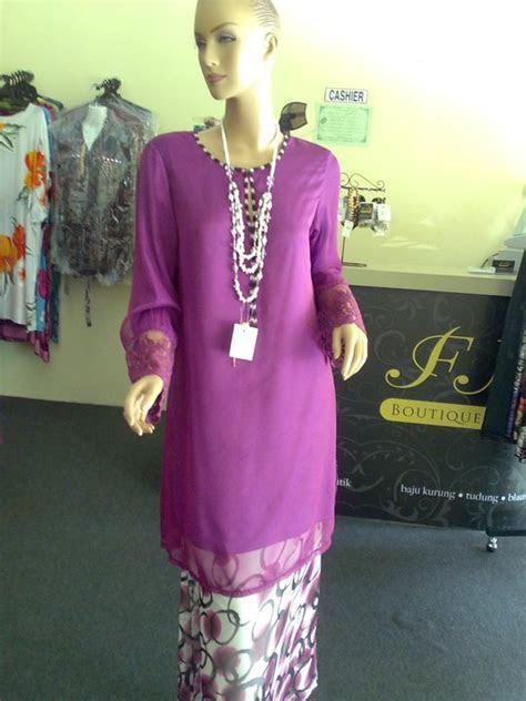 butik fnd collection baju kurung modern vietnam