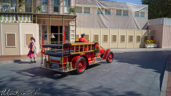 Disneyland Resort, Disneyland, Main Street U.S.A., Vehicle