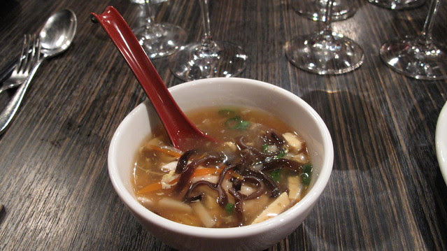 hot and sour soup - Kaya & Haywire