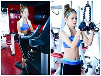 đồng phục tập gym