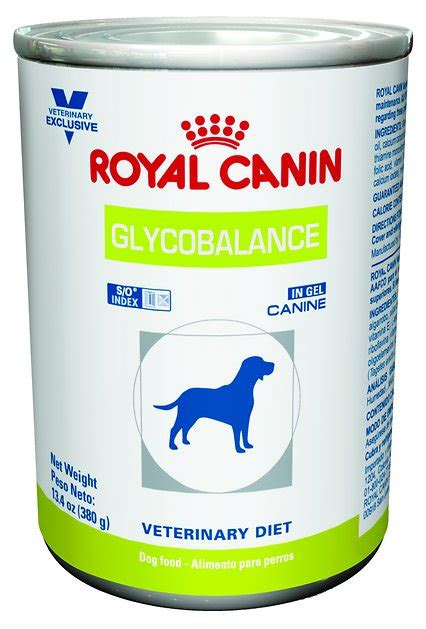 royal canin veterinary diet canine glycobalance canned dog
