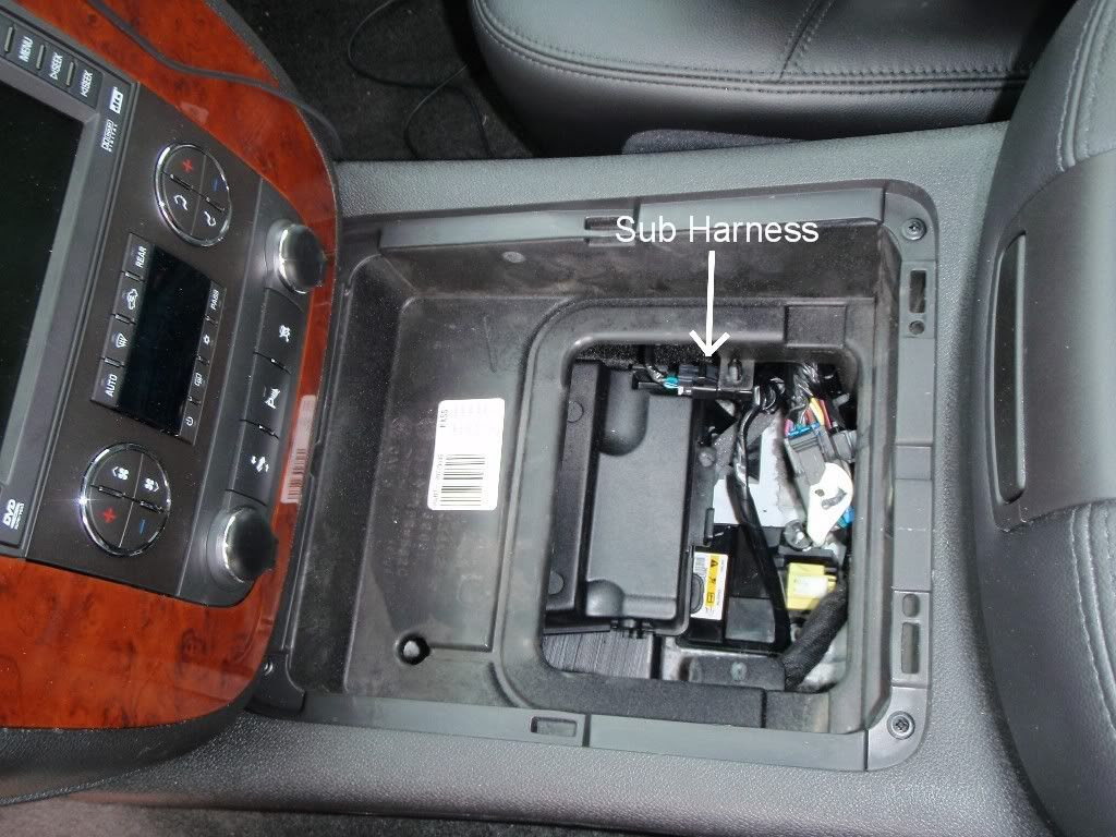 How To Install Aftermarket Radio In 2005 Chevy Tahoe
