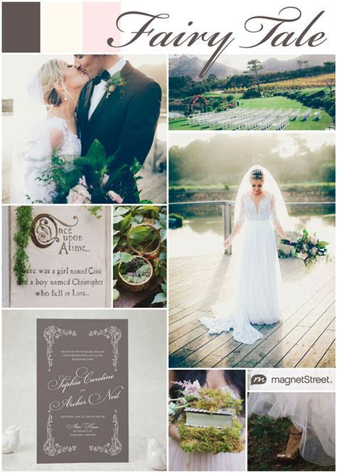 Once Upon A Rustic Fairy Tale WeddingOnce Upon A Rustic