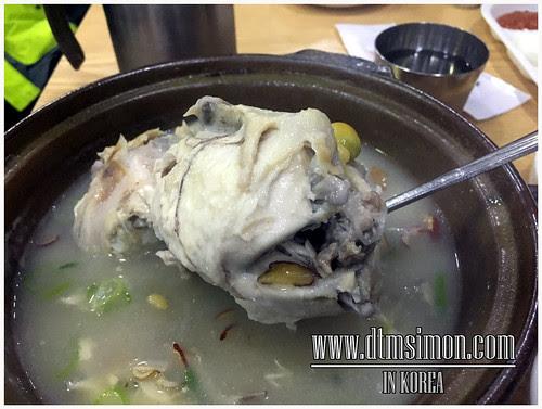 名品海雲台蔘雞湯