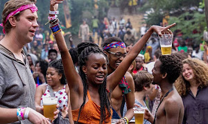 'Open sex prohibited' at Nyege Nyege festival