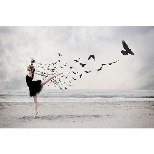 When you feel sad, DANCE…