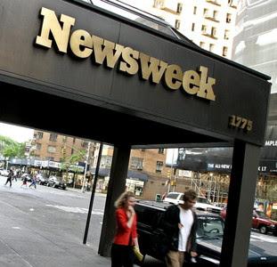 Sede de la revista 'Newsweek', en Nueva York.