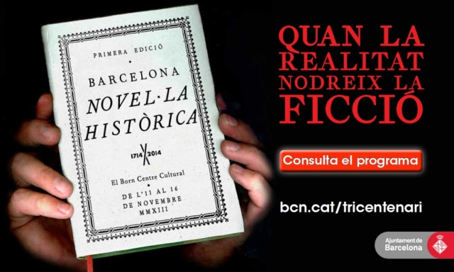 Fes clic a la imatge i consulta el programa de 'Barcelona. Novel·la històrica'