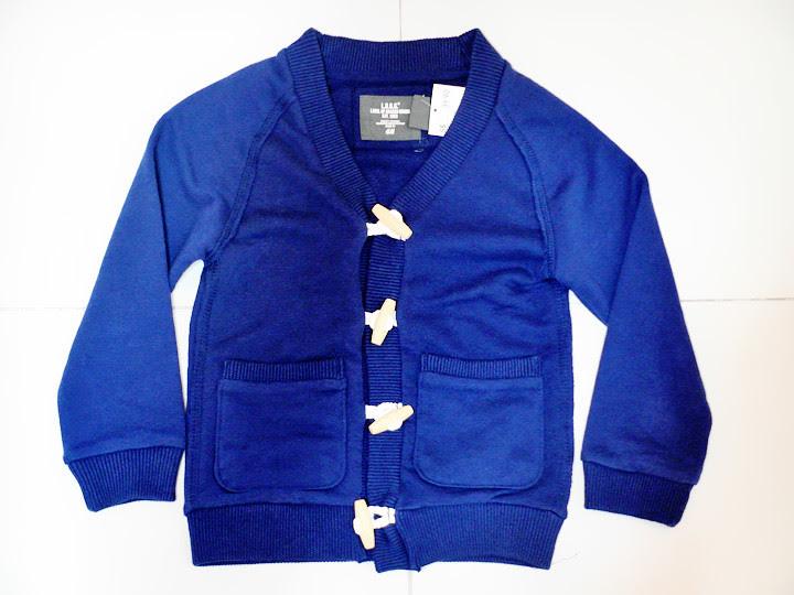 h&m kids sweater