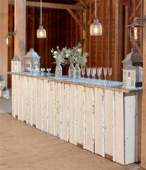 Wedding furniture, Bar and Furniture decor on Pinterest