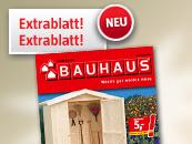 Werbebeilagen BAUHAUS