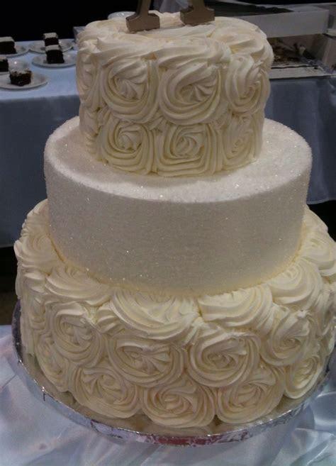 SHOW ME YOUR WALMART WEDDING CAKE!!!