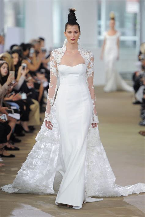 The Top Wedding Dress Trends For Spring 2018   Weddingbells