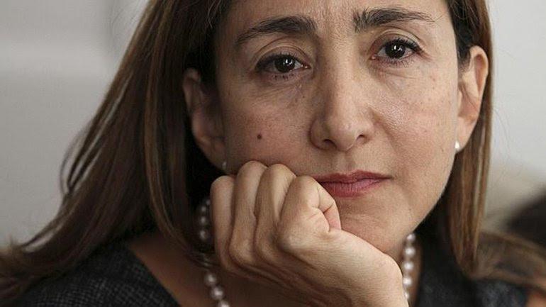 Ingrid Betancourt, ex candidata presidencial de Colombia y ex rehén de las FARC