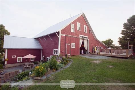 Bishop Farm in Lisbon, NH is one of the best rustic New