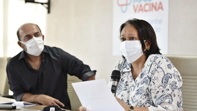 Para Fátima população do RN pode já em setembro está imunizado
