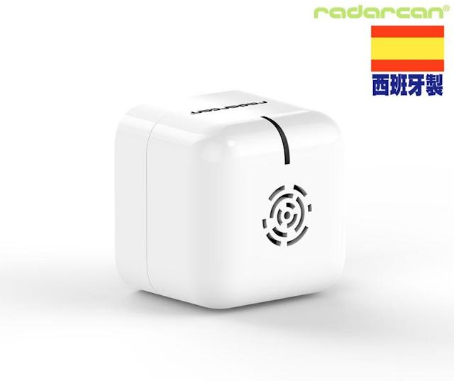 【西班牙製 Radarcan R-105 】無線操作、無化學物 用超聲波驅蟑螂及老鼠