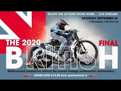 Brit döntő rajtlista - 2020 British Final Draw