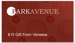 CPS-1030 - salon coupon card