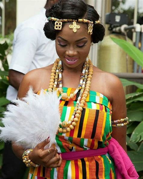 Traditional Ghanaian Wedding   Unique Wedding Ideas