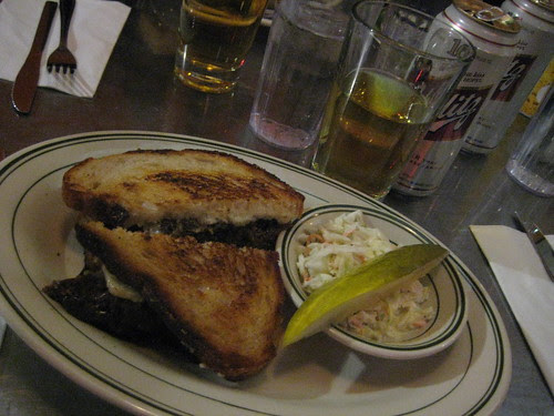 Free Beer with sandwich purchase on National Sandwich Day, at All-Star Sandwich Bar