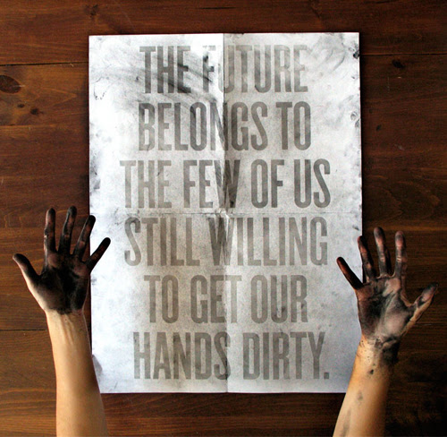 Tiangco hands dirty