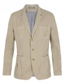 Dolce & Gabbana Cotton Safari Jacket