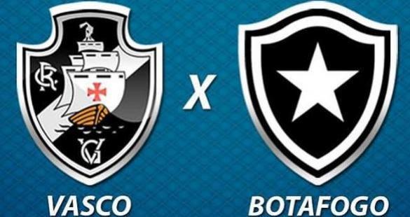 Resultado de imagem para Vasco 0 x 0 Botafogo