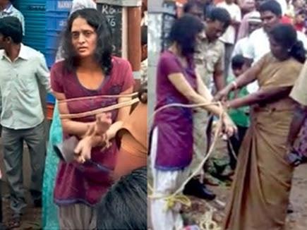 बेंगलुरु में मां ने 7 साल की बेटी को छत से फेंका नीचे