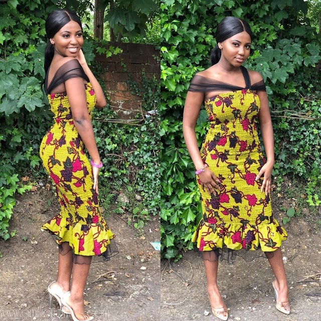 Mercy Aigbe And Fathia Williams Shows They Are The Goddess Of Ankara Styles (PICS)