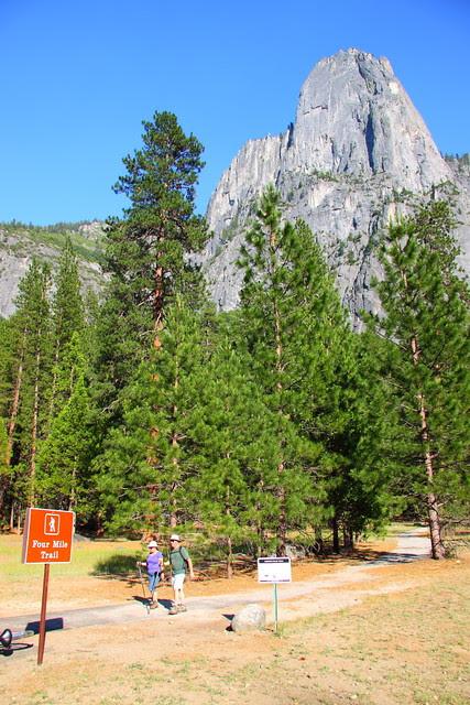 IMG_4191 Four Mile Trail, Yosemite National Park