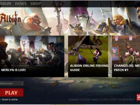 Albion Online Game Already Running