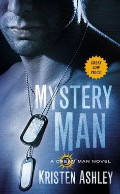 Mystery Man (Dream Man) by Kristen Ashley. (New Cover)