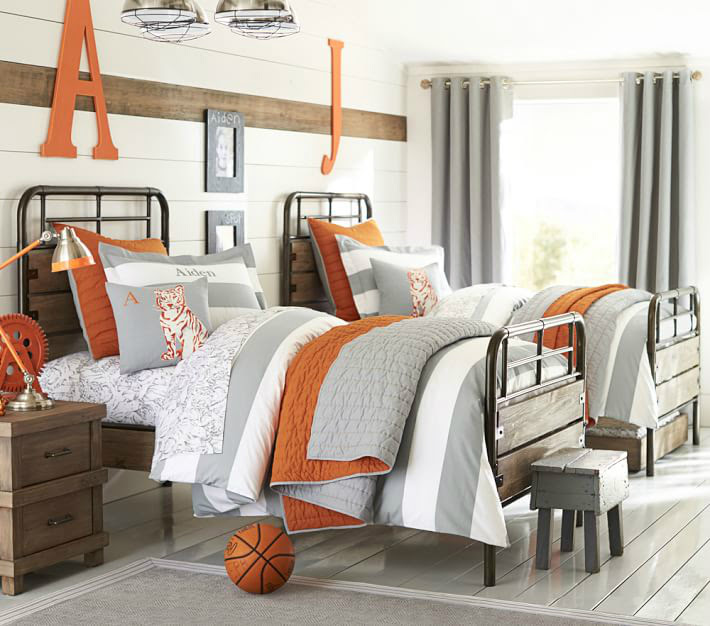 Gray Boys' Room Ideas 3