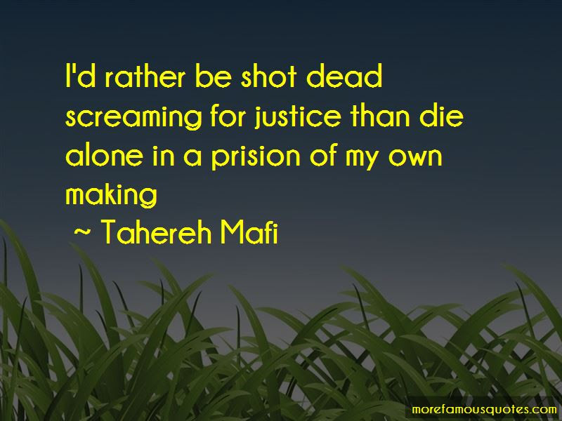 I Rather Die Alone Quotes Top 6 Quotes About I Rather Die Alone