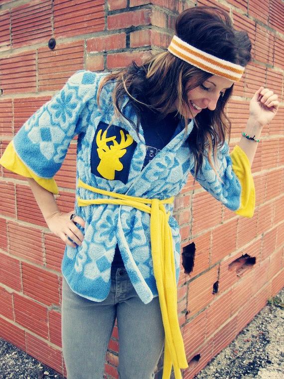 PPP Bucky Deer Bell Sleeve Jacket