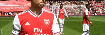#SPORTS Arsenal Star Defender Dumps Club After 6 Years