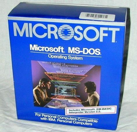 MS DOS30años 03 MS DOS, 30 años de una historia que marcó la computación mundial