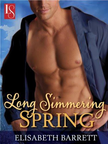 Long Simmering Spring: A Loveswept Contemporary Romance (Star Harbor) by Elisabeth Barrett