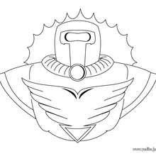 Dibujos Para Colorear Armario De Superheroe Eshellokidscom