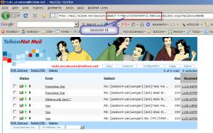 telkom.net URL