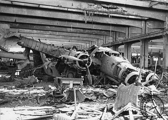 Bombardamento Aeronautica - Torino