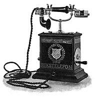Gammal Rikstelefon