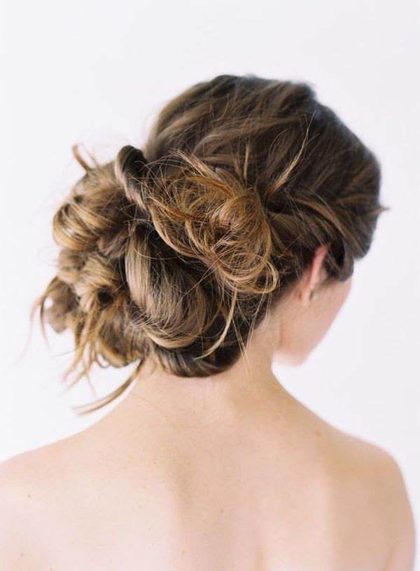 A Tutorial  on Long  Hair  Wedding Hair  Updos  Once Wed