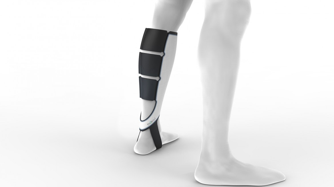 ElastiMed's electroactive polymer is manipulated through electrical pulses. Photo: courtesy